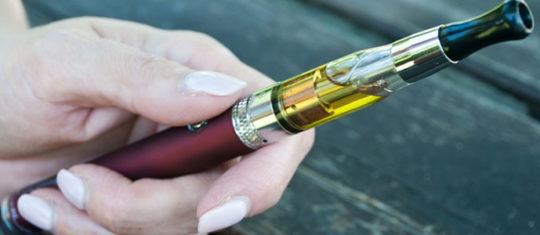 E-cigarette pour le sevrage
