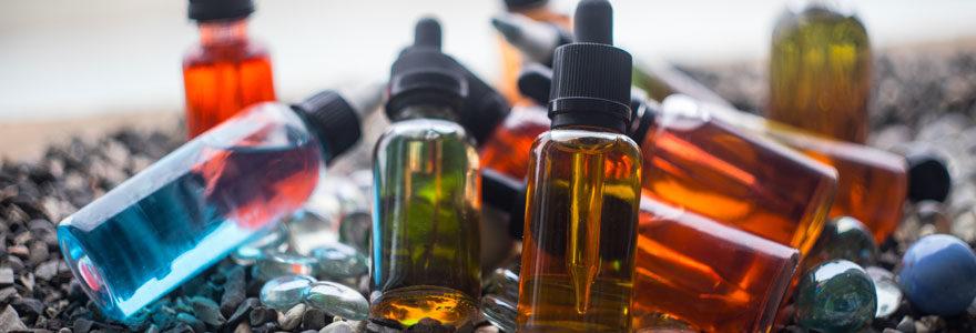 Choix de e-liquides